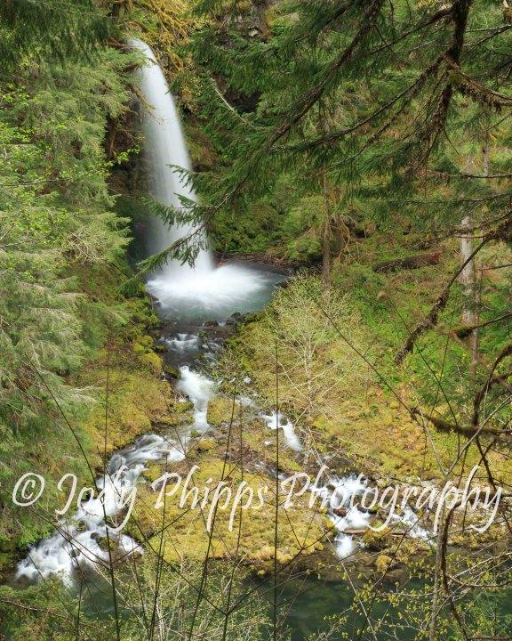 Miller Creek Falls