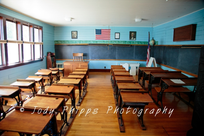 The Perrault School District #32 held classes from 1880-1948.